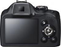 Компактный фотоаппарат Fujifilm FinePix SL280 (Black) - вид сзади