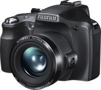 Компактный фотоаппарат Fujifilm FinePix SL280 (Black) - общий вид