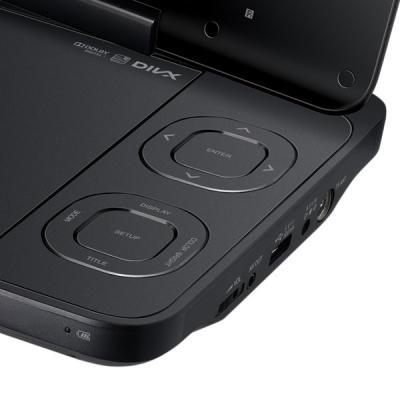 Портативный DVD LG DT924A - общий вид