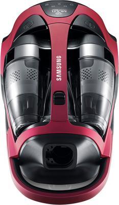 Пылесос Samsung SC9671 (VCС9671H3R/XEV) - вид сверху