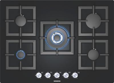 Газовая варочная панель Siemens EP716QB21E - общий вид