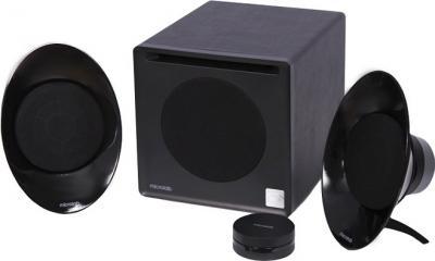 Мультимедиа акустика Microlab FC 50 Black (FC50-3154) - общий вид