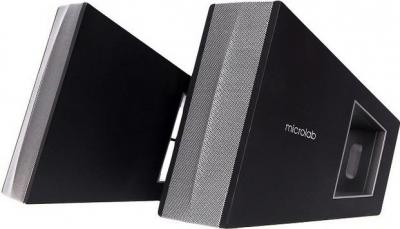 Мультимедиа акустика Microlab FC 10 (черный) - общий вид