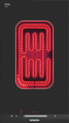 Электрическая варочная панель Siemens ET375MT11E - общий вид
