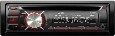 Автомагнитола JVC KD-R547EE - общий вид