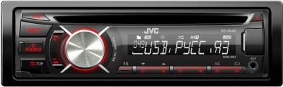 Автомагнитола JVC KD-R449EE - общий вид