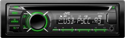 Автомагнитола JVC KD-R447EE - общий вид