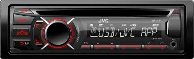 Автомагнитола JVC KD-R441E - общий вид