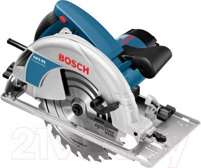 Профессиональная дисковая пила Bosch GKS 85 Professional (0.601.57A.000) - общий вид