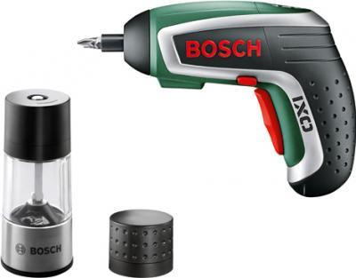 Аккумуляторный шуруповерт Bosch IXO Spice (0.603.981.007) - общий вид