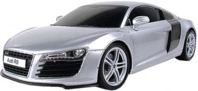 Игрушка на пульте управления MJX Автомобиль Audi R8 8125А(ВО) (серебристый) - общий вид