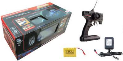 Радиоуправляемая игрушка Huan Qi Автомобиль Багги Про (535-Pro) - комплект