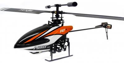 Радиоуправляемая игрушка MJX Вертолет F647 (F47) - общий вид