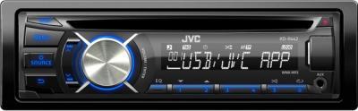 Автомагнитола JVC KD-R442E - общий вид
