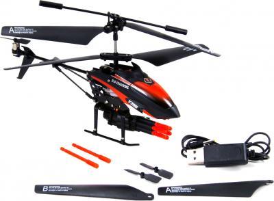 Игрушка на пульте управления WLtoys Вертолет V398 - комплект