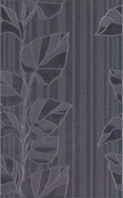 Декоративная плитка для ванной Pamesa Ceramica Delfos Bremen Grafito (400x250)