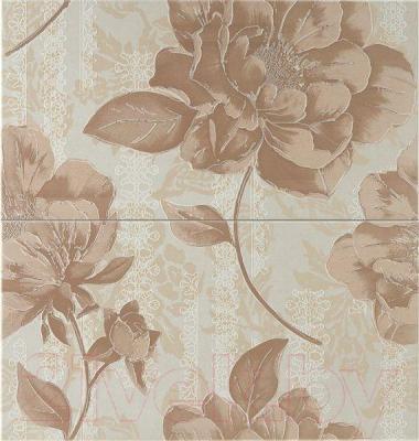 Декоративная плитка Pamesa Ceramica Панно Touch Enchant Terra (632x600)
