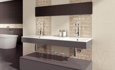 Бордюр для ванной Pamesa Ceramica Apulia Tibor Plata (250x6)