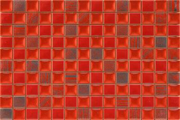 Мозаика для кухни Pamesa Ceramica Cube Coral (300x200)