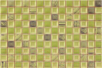Мозаика Pamesa Ceramica Cube Verde (300x200)