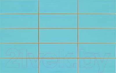 Плитка для стен кухни Pamesa Ceramica Vetro Rlv Turques (400x250)