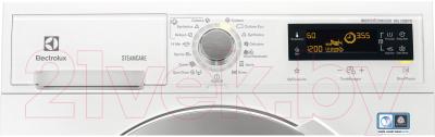 Стиральная машина Electrolux EWF1287HDW2 - панель управления