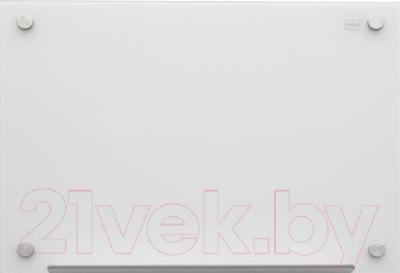 Магнитно-маркерная доска NOBO Diamond White 1903835 (600x900)