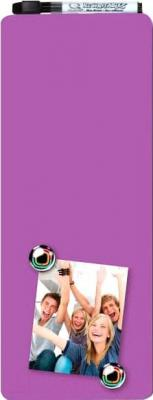 Магнитно-маркерная доска NOBO Quartet 1903811 (140x360) - фиолетового цвета