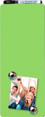 Магнитно-маркерная доска NOBO Quartet 1903811 (140x360) - зеленого цвета