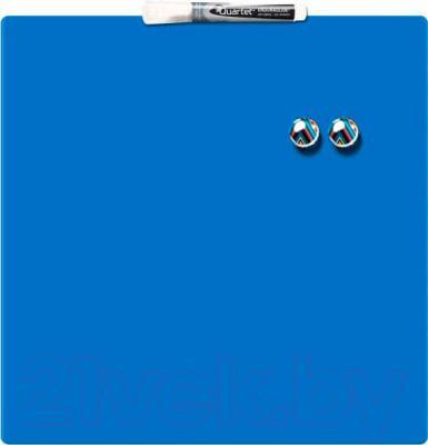 Магнитно-маркерная доска NOBO Quartet Blue 1903873 (360x360)