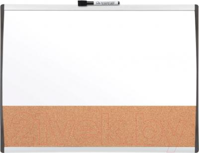Магнитно-маркерная доска NOBO Quartet Combo Hor 1903810 (430x585)