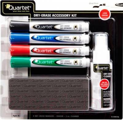 Набор маркеров для доски NOBO Accessory Cleaning Kit for Whiteboard 1903798