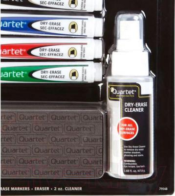 Набор маркеров для доски NOBO Accessory Cleaning Kit for Whiteboard 1903798 - спрей-очиститель
