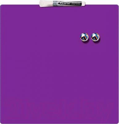 Магнитно-маркерная доска NOBO Quartet Purple 1903897 (360x360)