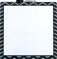 Магнитно-маркерная доска NOBO Quartet Shevron 1904045 (360x360) -