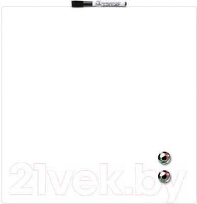 Магнитно-маркерная доска NOBO Quartet White 1903802 (360x360)