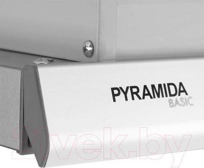 Вытяжка телескопическая Pyramida TL 60/D (белый)