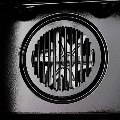Электрический духовой шкаф Pyramida F 43 (черный)