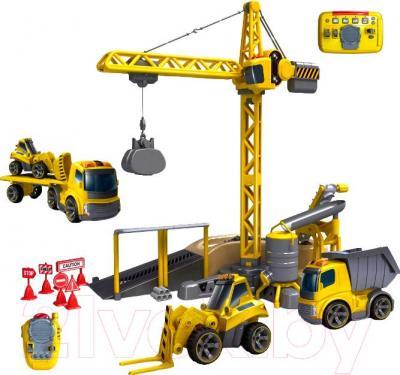 """Радиоуправляемая игрушка Silverlit Мега стройка """"Power in fun"""" 81110"""