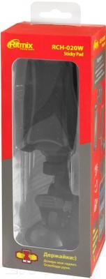 Держатель для портативных устройств Ritmix RCH-020 W Sticky Pad