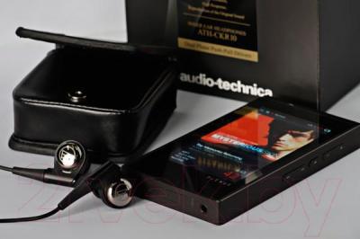 Наушники Audio-Technica ATH-CKR10 - плеер в комплект не входит