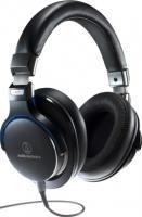 Наушники-гарнитура Audio-Technica ATH-MSR7 (черный) -
