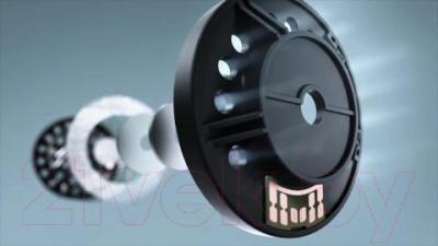 Наушники-гарнитура Audio-Technica ATH-MSR7 (черный) - 45-миллиметровый излучатель «True Motion»
