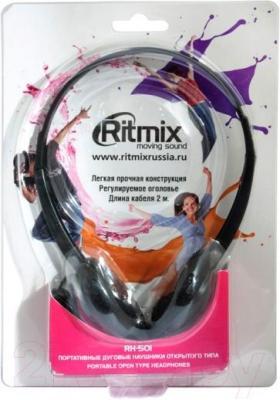 Наушники Ritmix RH-501