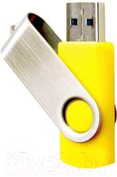 Usb flash накопитель Goodram Twister 8GB Yellow (PD8GH2GRTSYR9)