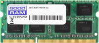 Оперативная память DDR3 Goodram 4GB DDR3 SO-DIMM PC3-12800 (GR1600S3V64L11S/4G) -