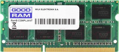 Оперативная память DDR3 Goodram 4GB DDR3 SO-DIMM PC3-12800 (GR1600S3V64L11S/4G)