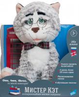 Интерактивная игрушка Dream Makers Мистер Кэт (MRC01\M) -