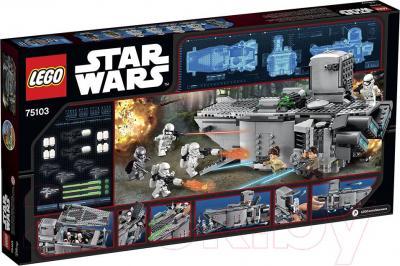 Конструктор Lego Star Wars First Order Transporter (75103)