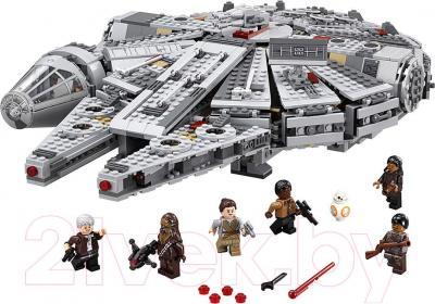 Конструктор Lego Star Wars Millennium Falcon (75105)